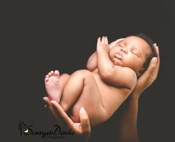 {Atlanta & Snellville Newborn Photographer) He's Here